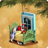 2002 A Time To Believe Hallmark ornament