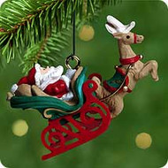 2000 Santa's Journey Begins