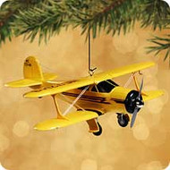 2002 Sky's The Limit #6 - Staggerwing Hallmark ornament
