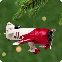 2001 Sky's The Limit #5 - Gee Bee R-1 Sportster Hallmark ornament