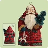 2004 Santas From Around The World - Germany Hallmark ornament