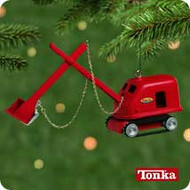2001 Tonka - Steam Shovel Hallmark ornament