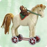 2003 A Pony For Christmas #6 Hallmark ornament