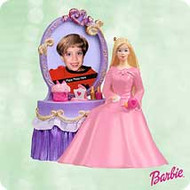 2003 Barbie - Photo Holder Hallmark ornament