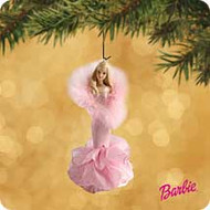 2002 Barbie - Club Porcelain Hallmark ornament
