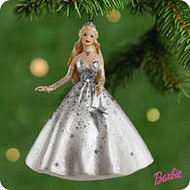 2001 Barbie - Celebration #2 Hallmark ornament