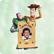 2003 Disney - Toy Story Photo Holder Hallmark ornament