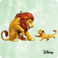 2003 Disney - The Lion King Hallmark ornament