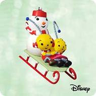 2003 Disney - Rolie Polie Olie Hallmark ornament