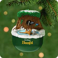 2001 Disney - Bambi Hallmark ornament