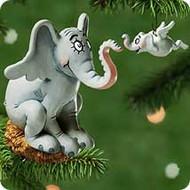 2001 Dr Seuss #3 - Horton Hatches The Egg Hallmark ornament