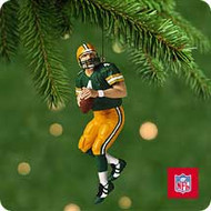 2001 Football #7 - Brett Favre Hallmark ornament