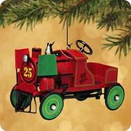 2002 Kiddie Car Classic #9 - Jingle Bell Express Hallmark ornament