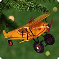 2001 Kiddie Car Classic #8 - Airplane Hallmark ornament