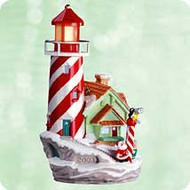 2003 Lighthouse Greetings #7 Hallmark ornament