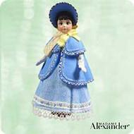 2003 Madame Alexander - Little Women #3 - Beth Hallmark ornament