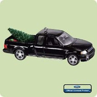2004 All American Trucks #10 - 2000 Ford F-150 Hallmark ornament