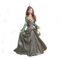 2004 Barbie - Celebration - AF Hallmark ornament