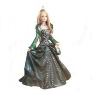 2004 Barbie - Celebration #5 Hallmark ornament