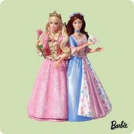 2004 Barbie - Princess Pauper Hallmark ornament