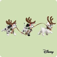 2004 Disney - 102 Dalmations Hallmark ornament