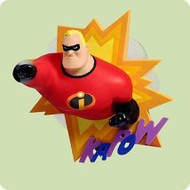 2004 Disney - Mr. Incredible Hallmark ornament