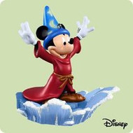 2004 Disney - The Sorcerer's Apprentice Hallmark ornament
