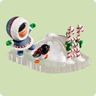 2004 Frosty Friends #25 Hallmark ornament