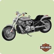 2004 Harley Davidson #6 - 2002 VRSCA V-Rod Hallmark ornament
