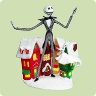 2004 Jack Skellington Hallmark ornament
