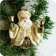 2004 Jolly Old Kris Jingle - Colorway Hallmark ornament