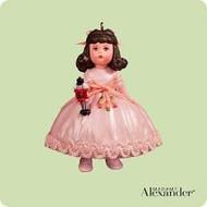 2004 Madame Alexander #9 - Clara Hallmark ornament
