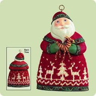 2004 Santas From Around The World - Norway Hallmark ornament