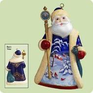 2004 Santas From Around The World - Russia Hallmark ornament