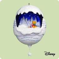 2004 Winnie The Pooh - Sharing The Stars - Club Hallmark ornament