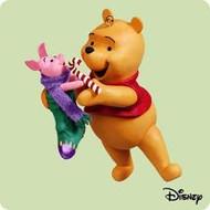 2004 Winnie The Pooh - Stocking Stuffers Hallmark ornament