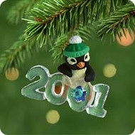 2001 Cool Decade #2 - Penguin Hallmark ornament