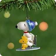 2001 Winter Fun With Snoopy #4