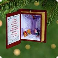 2001 Winnie The Pooh - Book #4 Hallmark ornament