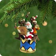 2001 Kris and The Kringles #1 Hallmark ornament