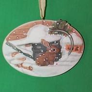1996 Christmas Bunny