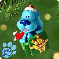2000 Blues Clues Hallmark Ornament
