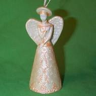 2000 Angelic Bell Hallmark Ornament