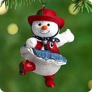 2000 Dancin' In Christmas Hallmark Ornament