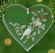2000 1st Christmas Together - Acrylic Hallmark Ornament