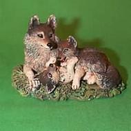 1998 Majestic Wilderness #2 - Timberwolves