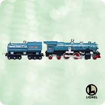 2003 Lionel Mini - Blue Comet
