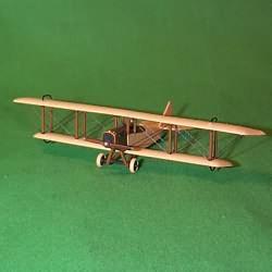 1998 Sky's The Limit #2 - 1917 Curtiss Jn-4d Jenny