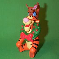 1998 Winnie The Pooh - Bouncy Babysitter