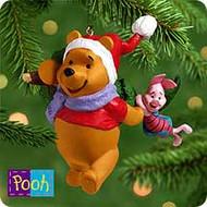 2000 Winnie The Pooh - Pooh Chooses The Tree Hallmark Ornament